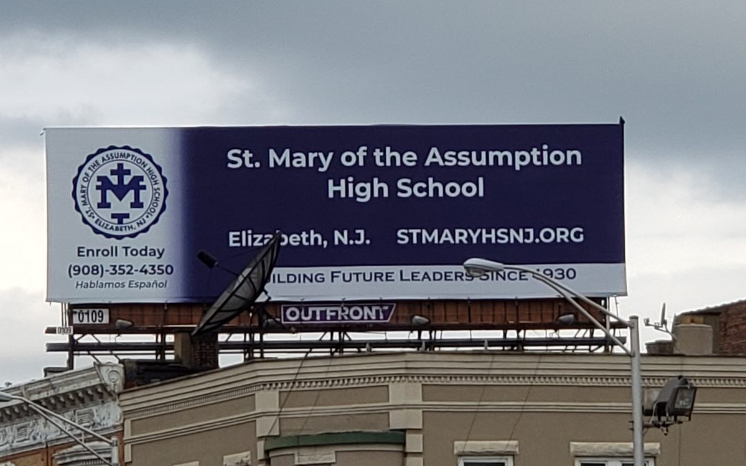 Check out our New Billboard!