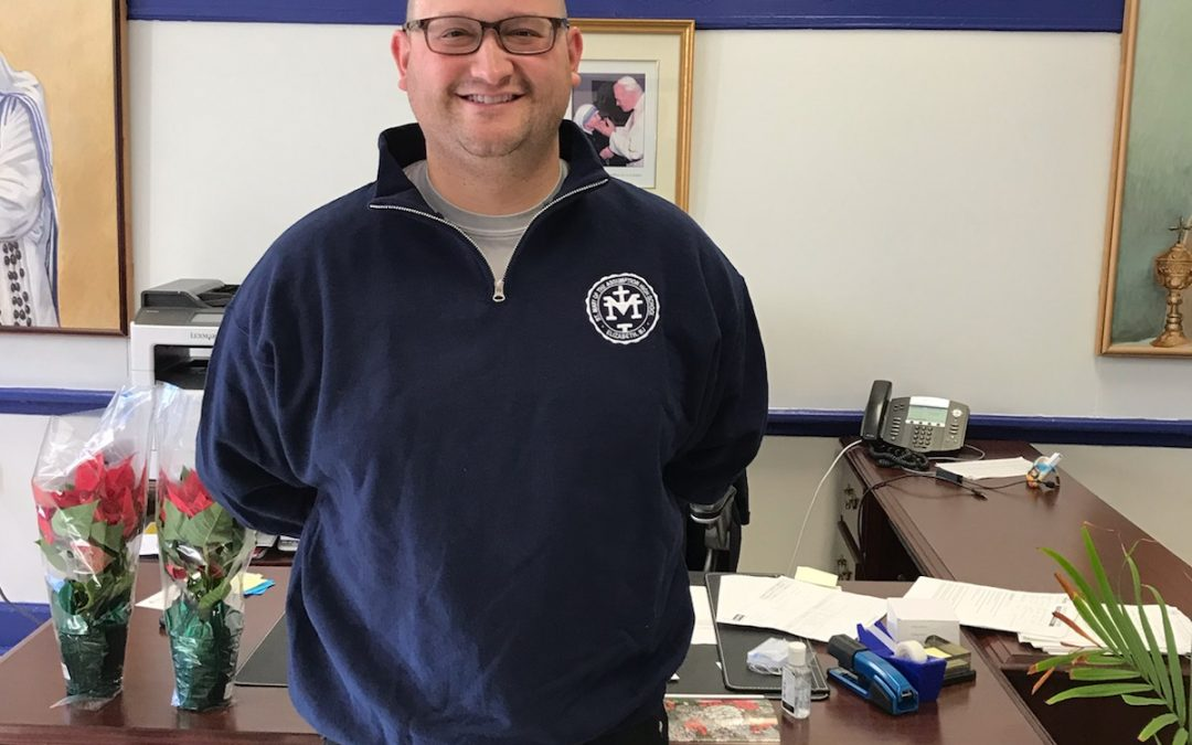 Vargas Named Baseball Coach