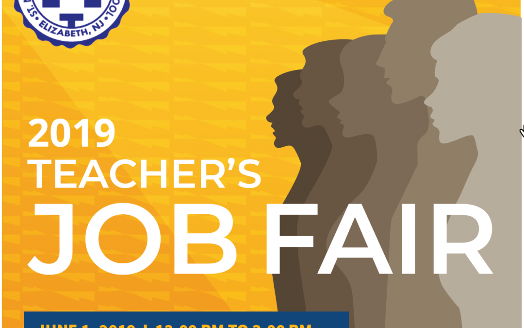 Teacher Career Fair June 1, 2019
